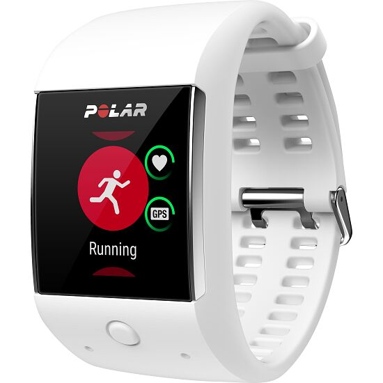 "Polar® GPS Smartwatch ""M600"" White"