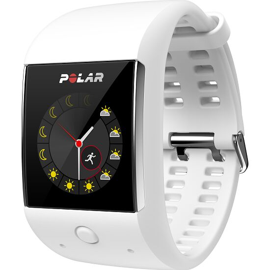 "Polar® GPS Smartwatch ""M600"" White"