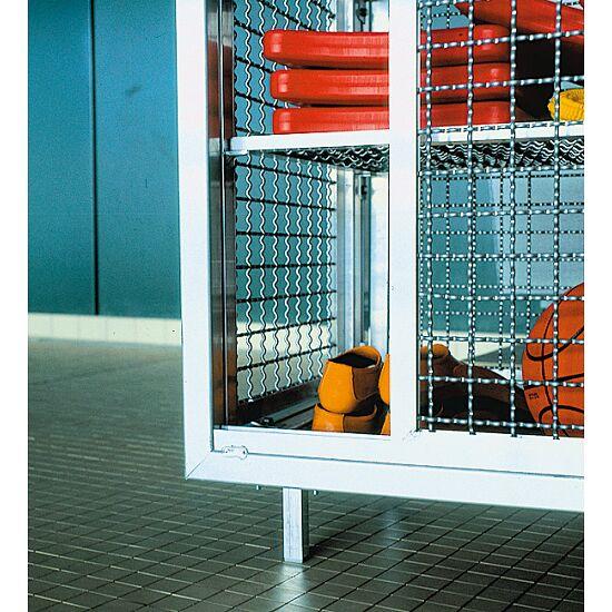 Pool Wire Storage Trolley With feet, 148x165x62 cm