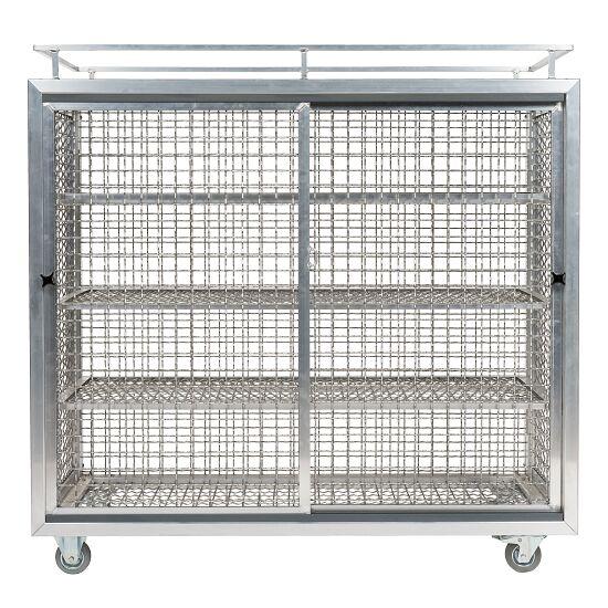 Pool Wire Storage Trolley With wheels, 125x125x62 cm