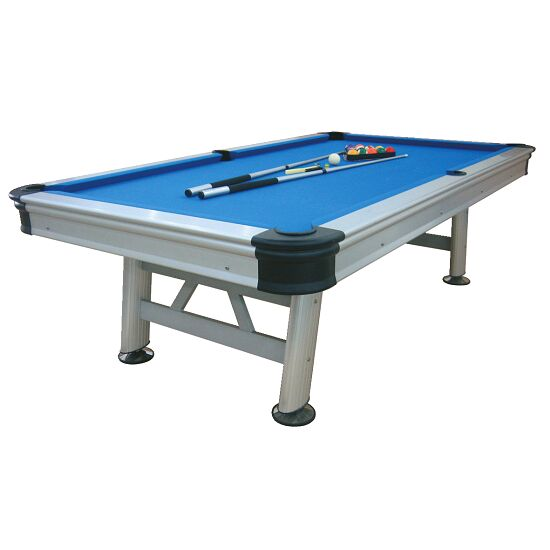 Poolbillard Garden Outdoor Alu