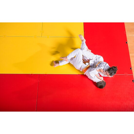 "ProGame Trocellen® Judomatte ""TIS"" Gelb"