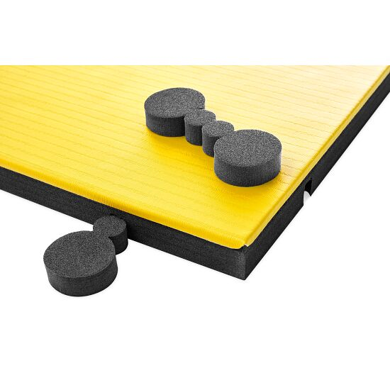 "ProGame Trocellen® Judomatte Training ""I-TIS"" Gelb"