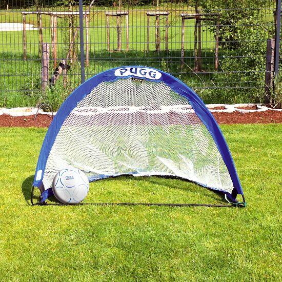 """Pugg """"Pop Up"""" Football Training Goals Blue, 122x76x76 cm"""