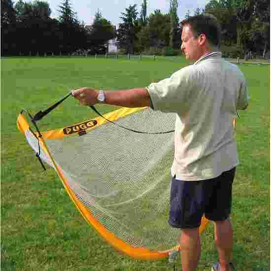 """Pugg """"Pop Up"""" Football Training Goals Yellow, 183x107x107 cm"""