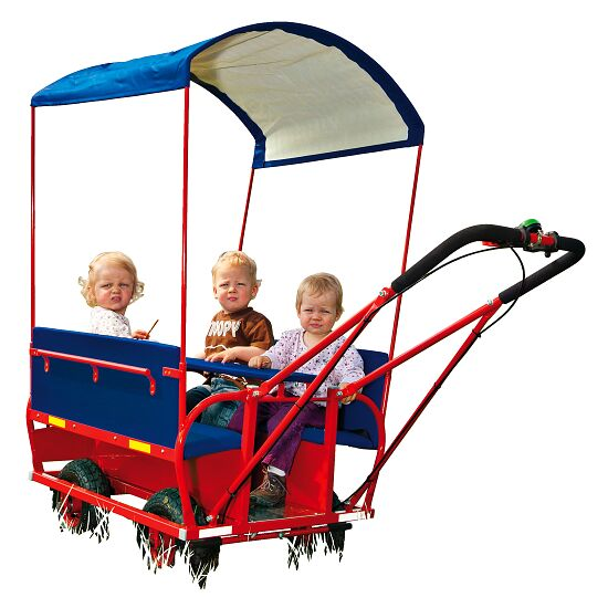 Push-Along Cart for 6 Children