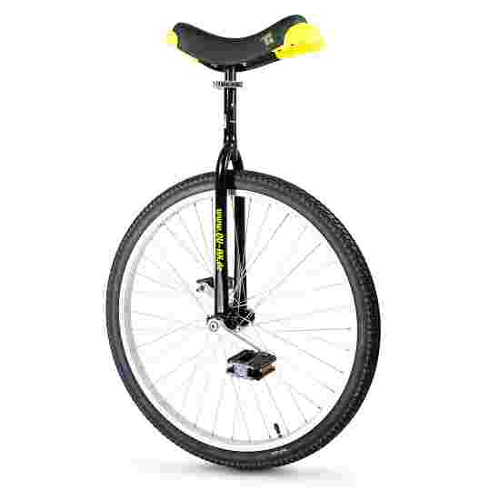 """Qu-Ax """"Luxus"""" Outdoor Unicycle 26-inch tyre (ø 66 cm), black frame"""