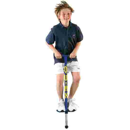 Qu-Ax Pogo Stick Blue, L: 98cm, up to 50kg