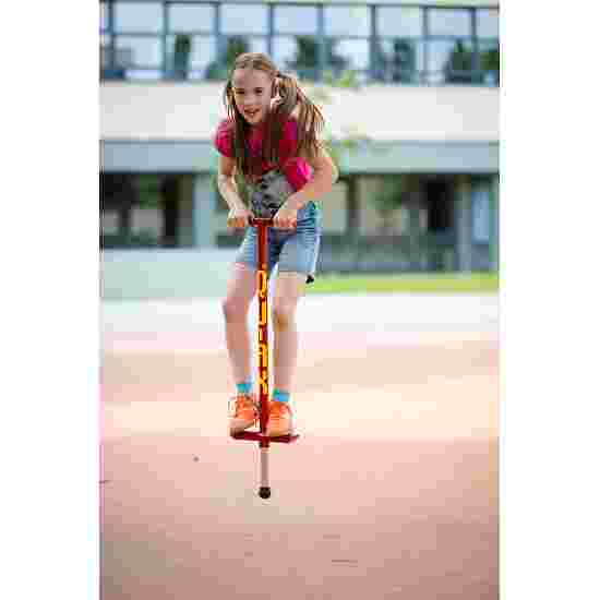 Qu-Ax Pogo Stick Red, L: 98 cm, up to 30 kg
