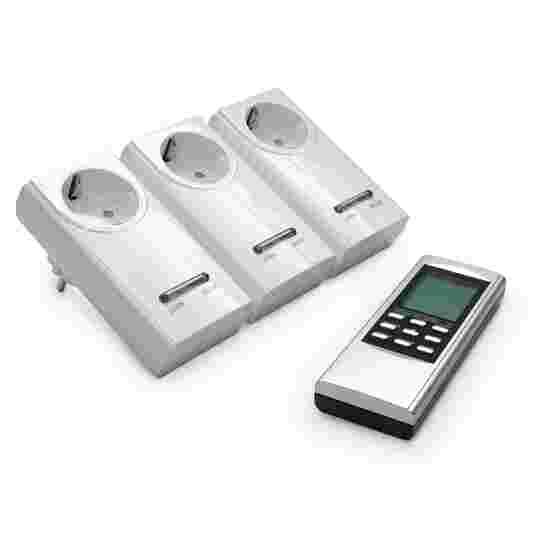 Radio Remote Control Radio remote control and 3 receivers