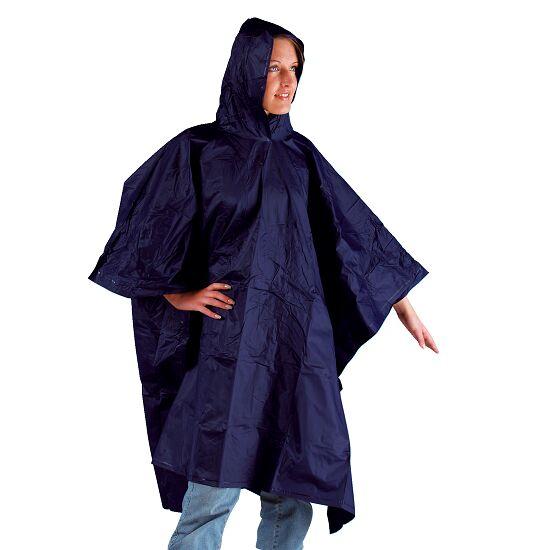 Rain Poncho Blue