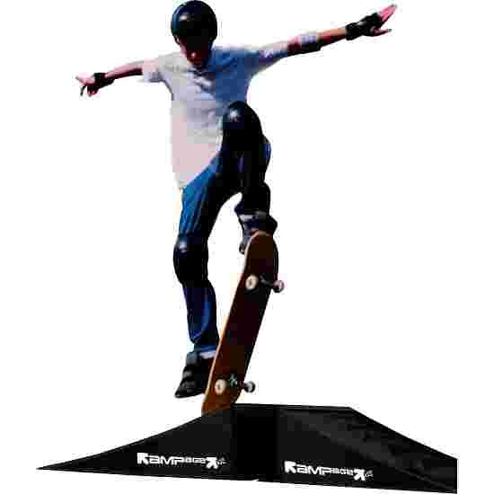 """Rampage """"Air Box"""" Skate Ramp"""