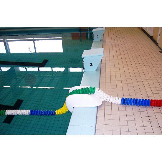 Randschutz für Schwimmleinen