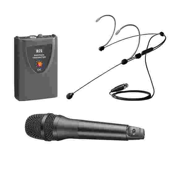 "RCS ""Digital Sound Centre DSC-150"" Sound System Design B"