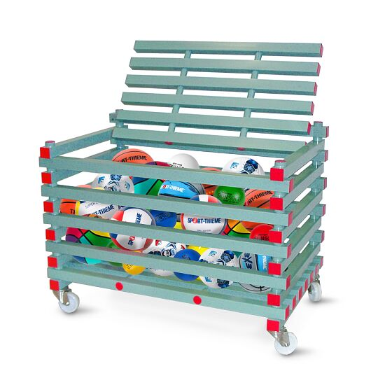 REA Ball Trolley With lid
