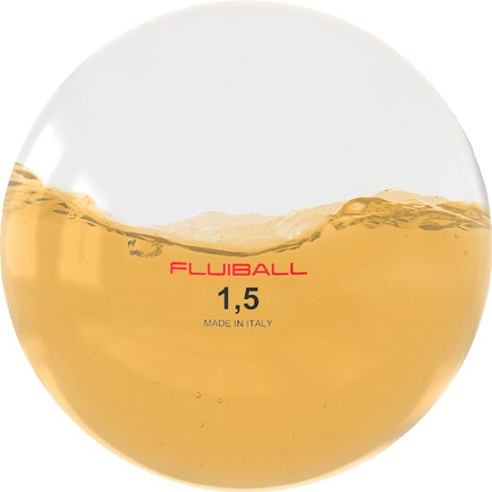 Reaxing® Fluiball 1,5 kg, Orange, ø 16 cm