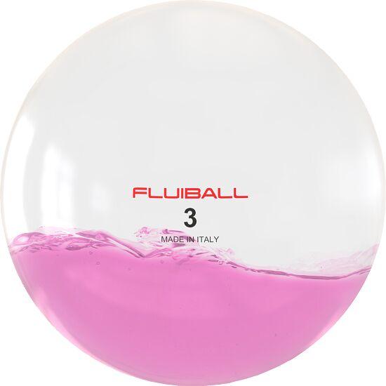 Reaxing® Fluiball 3 kg, Pink, ø 26 cm
