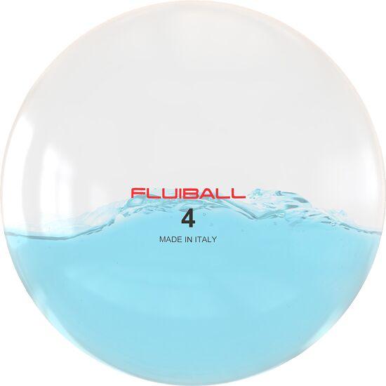 Reaxing Fluiball 4 kg, Hellblau, ø 26 cm