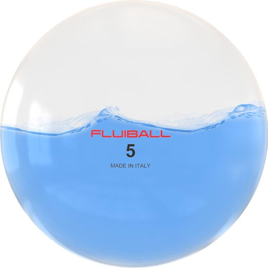 Reaxing Fluiball 5 kg, Blau, ø 26 cm