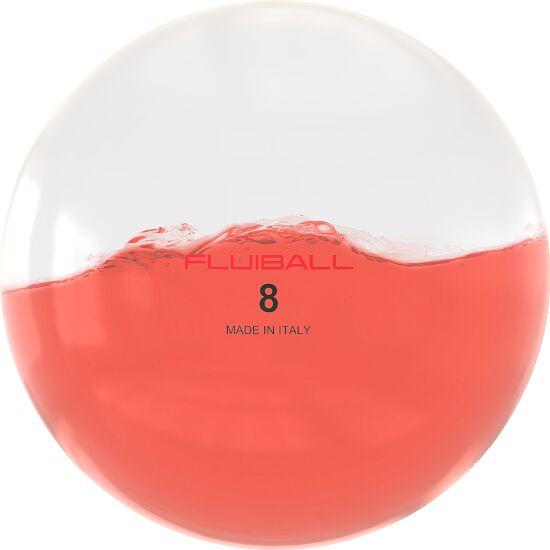 Reaxing Fluiball 8 kg, Rot, ø 30 cm