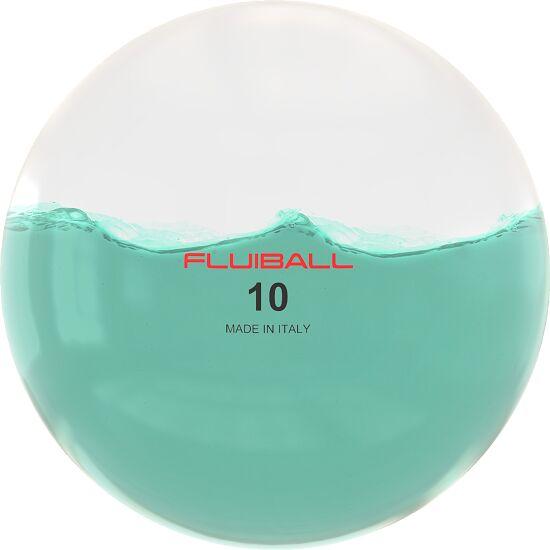 Reaxing® Fluiball 10 kg, Dunkelgrün, ø 30 cm