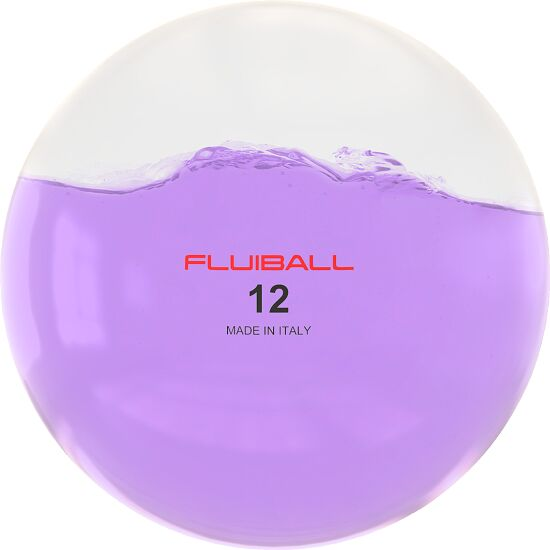Reaxing Fluiball 12 kg, Lila, ø 30 cm