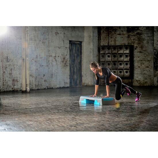 Reebok® Aerobic Step Semi-professional, grey/cyan