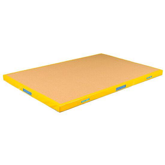 Reivo® kombi-nedspringsmåtte 200x150x12 cm, Ravgul