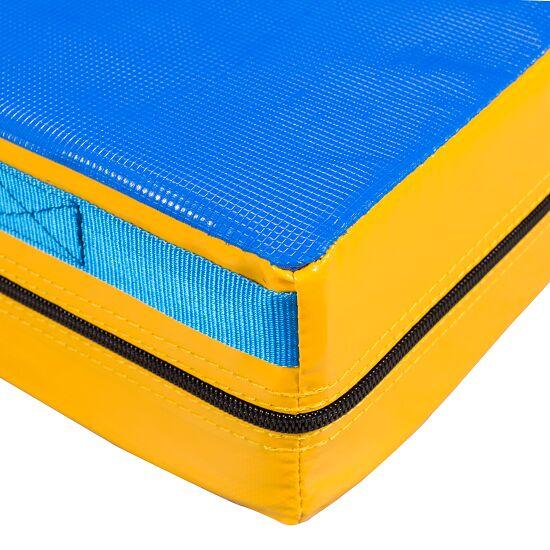 Reivo® kombi-nedspringsmåtte 200x150x12 cm, Blå