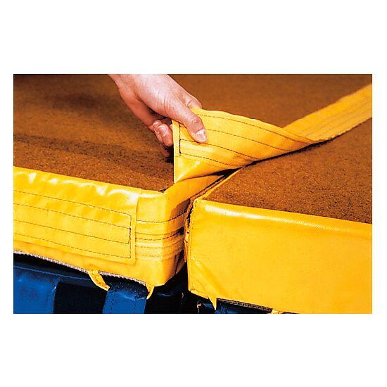 Reivo® Kombi-Niedersprungmatte 300x200x12 cm, Bernsteingelb