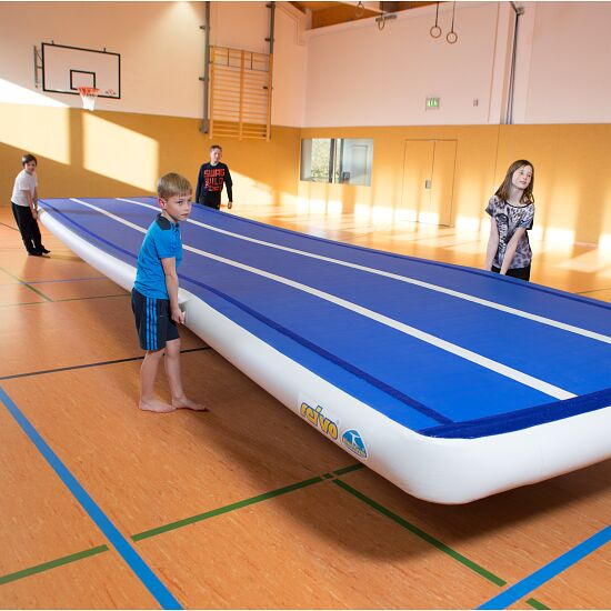 Reivo® Rinogym® AirTrack by Airtrack factory 6x2,1x0,1 m