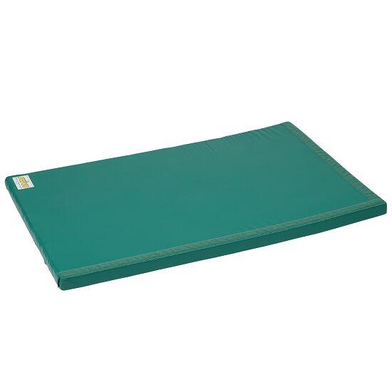 "Reivo® ""Safe"" Combi Gymnastics Mat Green Polygrip, 200x100x8 cm"