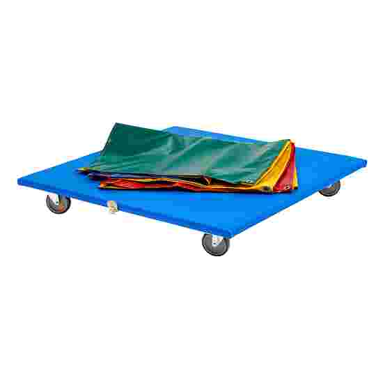 "Reivo ""Safety"" Combi Gymnastics Mat Set with Trolley"