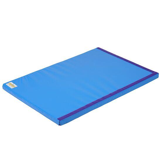 "Reivo® ""Safety"" Combi Gymnastics Mat Blue Polygrip, 150x100x6 cm"