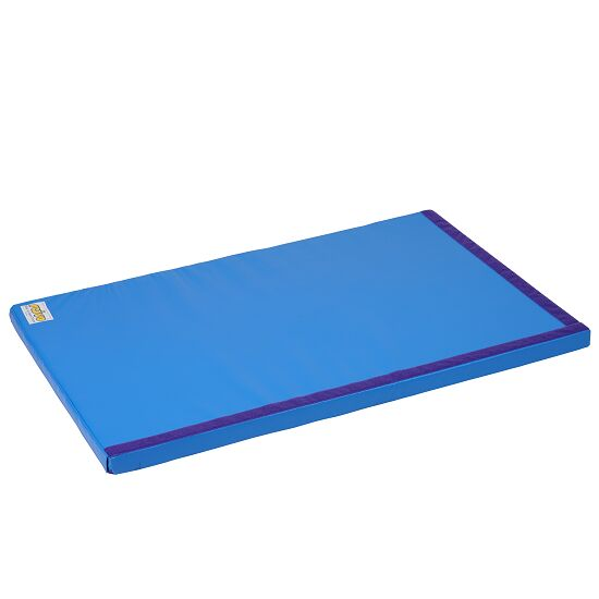 "Reivo® Turnmatte ""Sicher"" Polygrip Blau, 150x100x6 cm"
