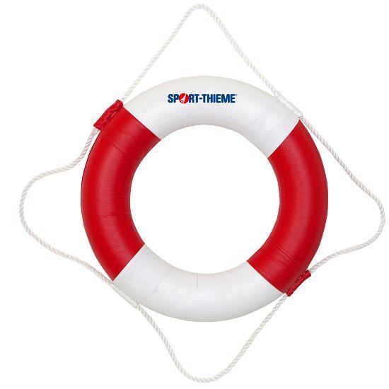 Rettungsring 9 kp Tragfähigkeit, Rot-Weiß