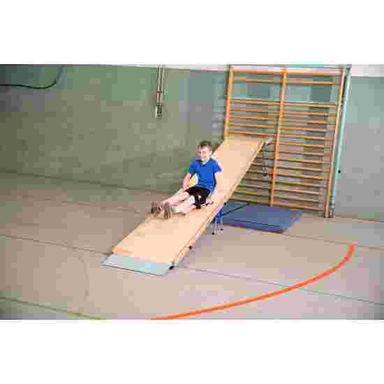 Rullebrætbane - ribbevægs-sæt l