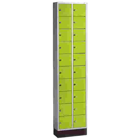 """""""S 4000 Intro"""" Valuables Lockers Viridian green (RDS 110 80 60)"""