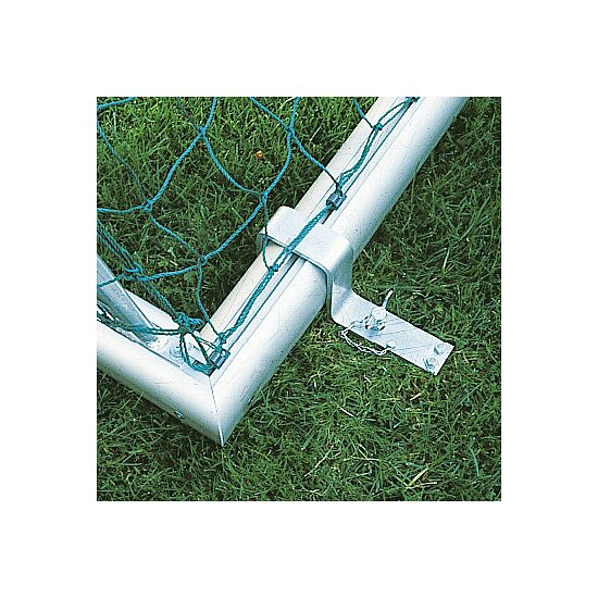 Safety Anchoring System, 80x40 mm Oval tubing, 100x120 mm
