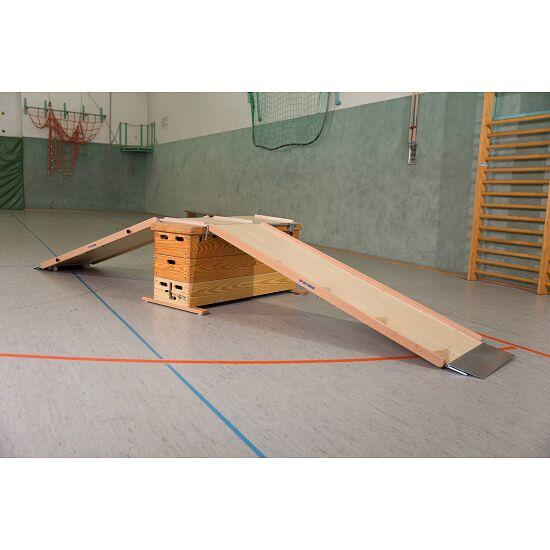 Schiefe Ebene Sprungkasten-Set 1