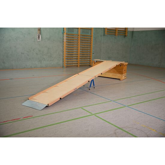 Schiefe Ebene Sprungkasten-Set I