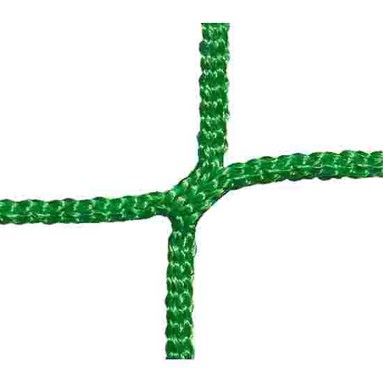 Schutz- und Stoppnetz, 10 cm Maschenweite Polypropylen, Grün, ø 4,0 mm