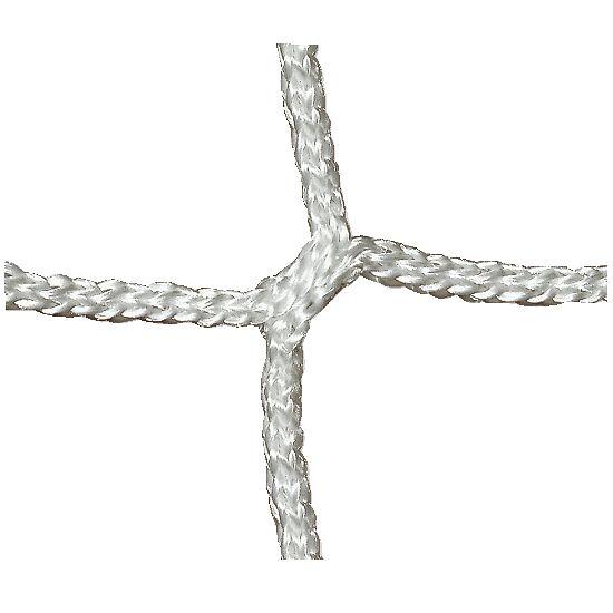 Schutz- und Stoppnetz, 4,5 cm Maschenweite Polyester, Weiß, ø 3,0 mm