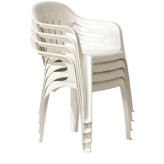 """Selva"" Plastic Chair White"