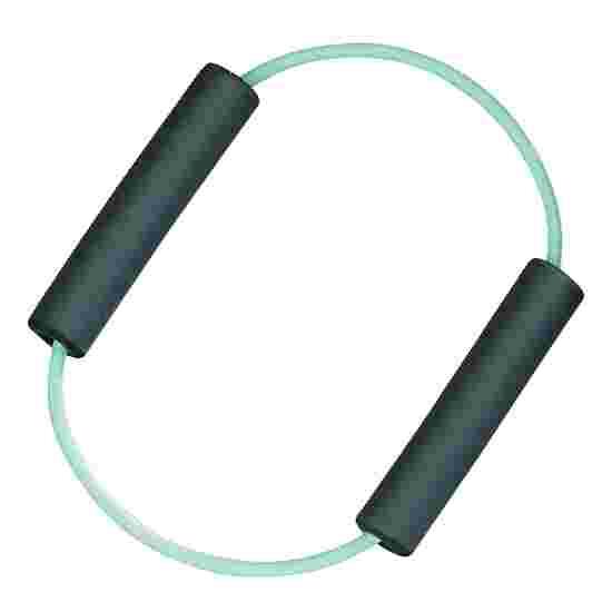 Set of 10 Sport-Thieme Fitness Tube Rings Green, low