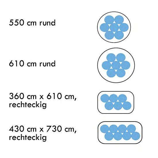 Set Solar Sun Rings