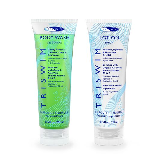 Set TRISWIM Duschgel + Bodylotion