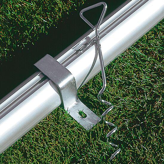 Sicherheits-Verankerungs-System Tore, mit anklappbaren Netzbügeln