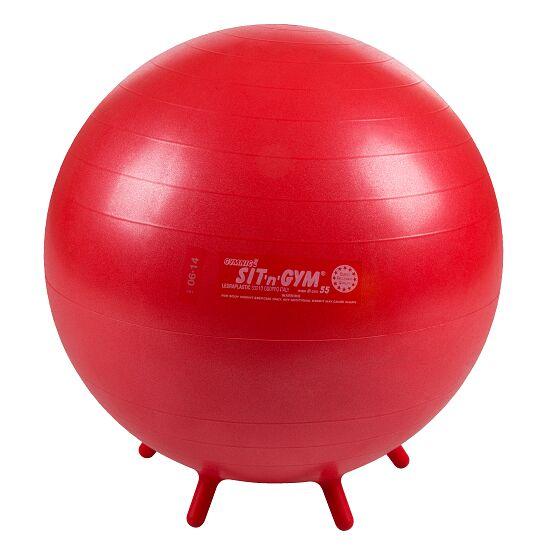 """Siddebold """"Sit´n Gym"""" ø 55 cm, rød"""