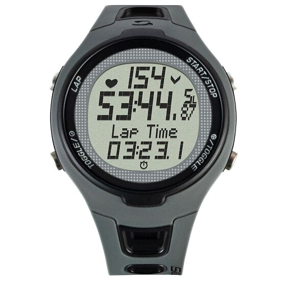 """Sigma® """"PC 15.11"""" Heart Rate Monitor Grey"""